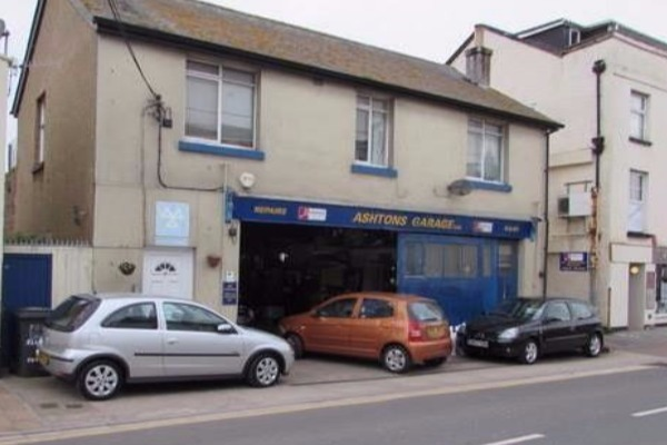 car garage shaldon teignmouth